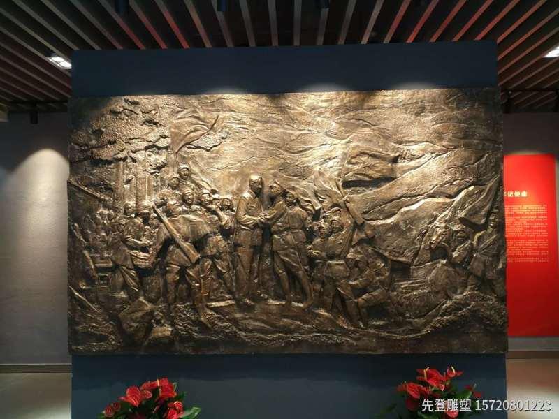 铜浮雕的历史文化